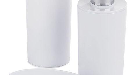 Koupelnová sada Bubble bílá