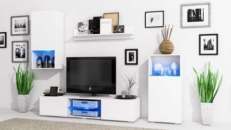 MEBLINE - obývací stěna LOFT - rychlé dodání