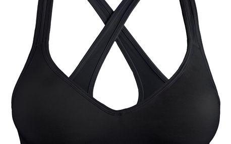 Dámská sportovní podprsenka Calvin Klein modern cotton lift černá S