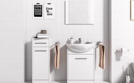 MEBLINE Stylová koupelna NICO MINI 2