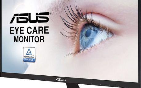 "ASUS VZ279HE - LED monitor 27"" - 90LM02X0-B01470 + Kabel HDMI/HDMI, 1,8m M/M stíněný (v ceně 299,-)"