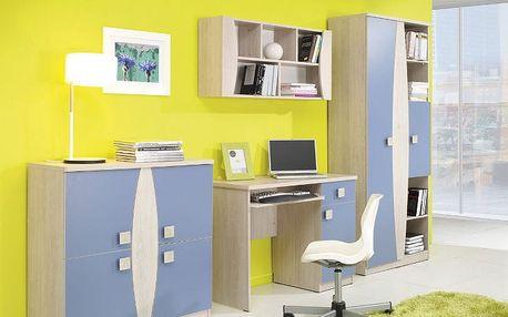 MEBLINE Dětský pokoj TENUS - nejlevnější nábytek