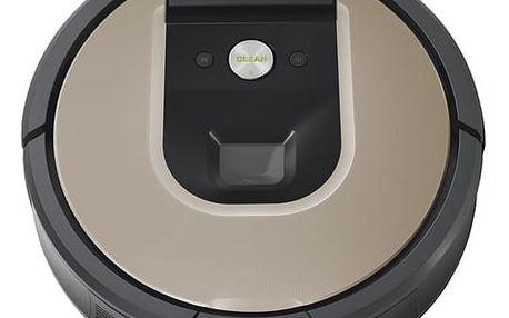 Vysavač robotický iRobot Roomba 966 + DOPRAVA ZDARMA