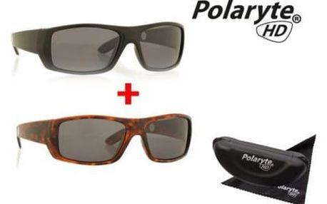 Polaryte HD, 1 + 1 - sluneční brýle, unisex