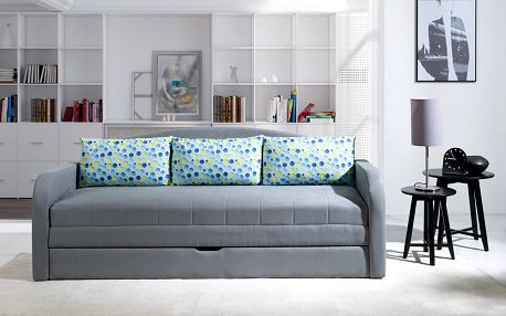 MEBLINE Rozkládací pohovka TENUS PUNTO 04 - nejlevnější nábytek