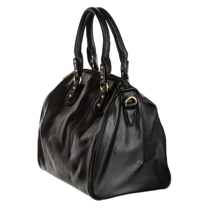 Moderní kabelka do ruky černá