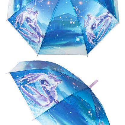 Deštník se zvěrokruhem - Znamení Rak
