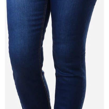 Dámské džíny vysoký pas