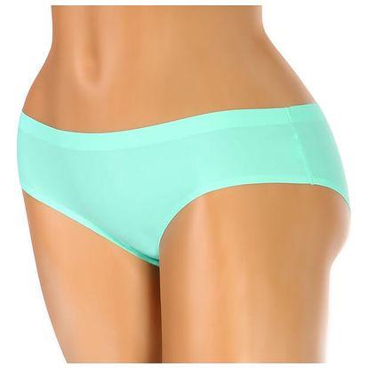 Bezešvé kalhotky klasického střihu tělová