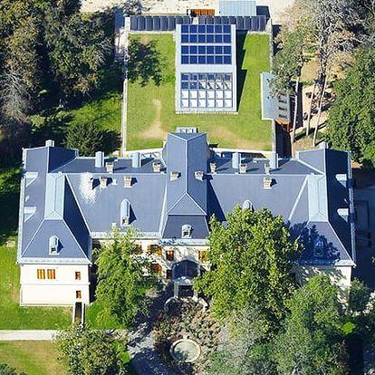 Főnix Medical Wellness Resort, Relaxační dovolená s polopenzí v zámku u slovenských hranic