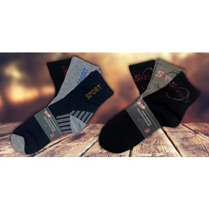 9 párů sportovních ponožek