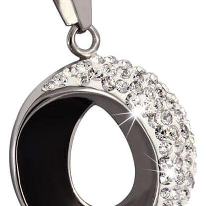 Přívěsek - kroužek s kamínky
