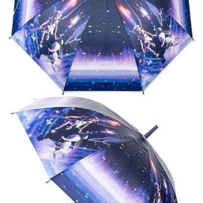 Deštník se zvěrokruhem - Znamení Blíženci