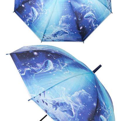 Deštník se zvěrokruhem - Znamení Ryby