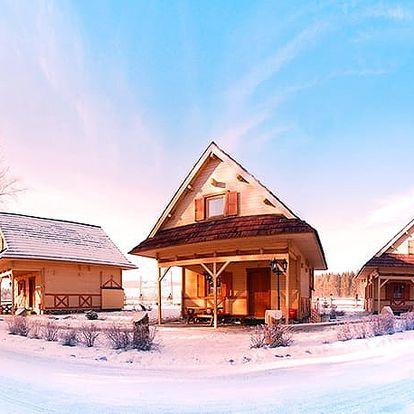 Ranč u Edyho Cottages, Rodinný výlet na Oravu s ubytováním v útulné chatě