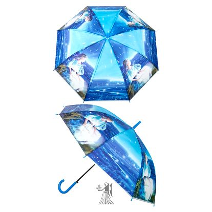 Deštník se zvěrokruhem - Znamení Panna