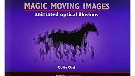 Magická kniha s optickými iluzemi