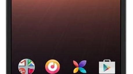 Mobilní telefon ALCATEL A3 XL 9008D Dual SIM (9008D-2AALE11) stříbrný/šedý