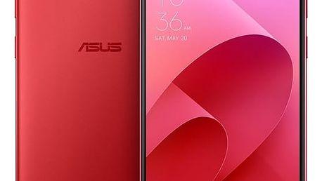 Mobilní telefon Asus 4 Selfie Pro (ZD552KL-5C023WW) (ZD552KL-5C023WW) červený