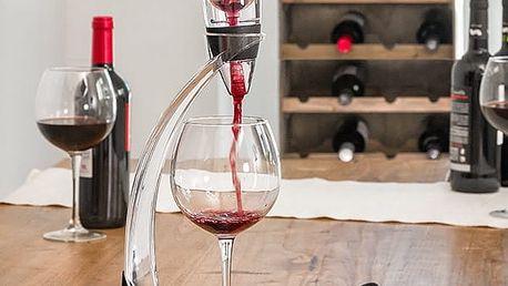 Profesionální Dekantér na Víno InnovaGoods Kitchen Sommelier