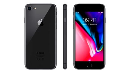Mobilní telefon Apple 256 GB - Space Gray (MQ7C2CN/A)
