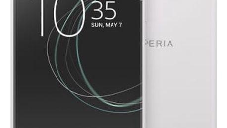 Mobilní telefon Sony XA1 (G3112) Dual SIM (1308-4265) bílý