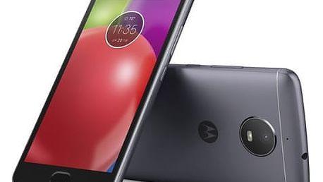 Mobilní telefon Motorola Moto E Dual SIM (PA750057CZ) šedý