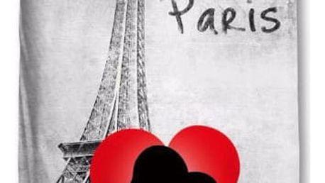 3D povlečení love Paris