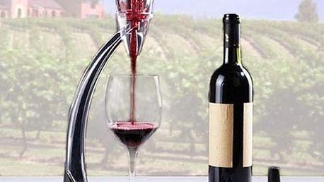 Profesionální Dekantační Stojan na Víno Summum Sommelier