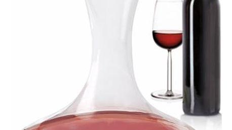 Skleněná Karafa na Víno 1,5 l