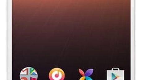Mobilní telefon ALCATEL A3 XL 9008D Dual SIM (9008D-2BALE11) stříbrný/bílý