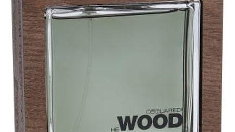 Dsquared2 He Wood Rocky Mountain Wood 100 ml toaletní voda tester pro muže