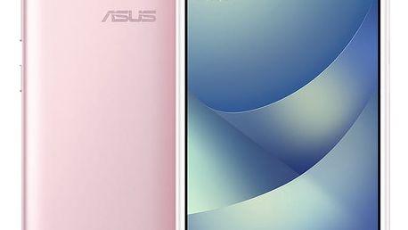 ASUS ZenFone 4 Max ZC554KL-4I040WW, růžová - 90AX00I3-M00920