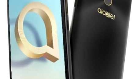 Mobilní telefon ALCATEL A7 5090Y Single SIM (5090Y-2AALE11) černý