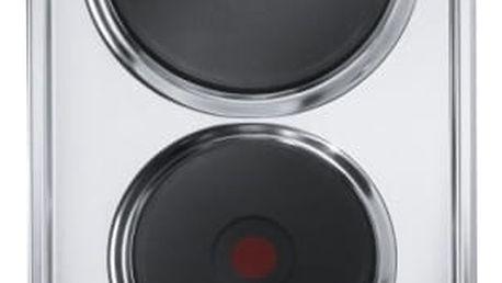 Elektrická varná deska Mora VDE 310 X nerez
