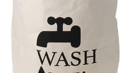 Home collection Látkový prádelní koš 40x50cm Wash me!