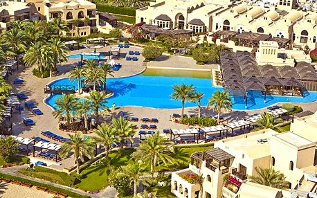 Hotel Miramar Al Aqah Beach Resort, Dubaj, Spojené arabské emiráty, letecky, snídaně v ceně
