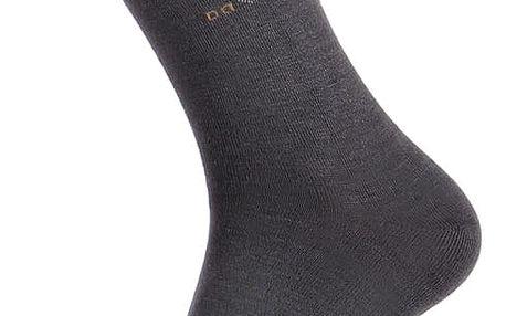 Bambusové pánské ponožky tmavě modrá