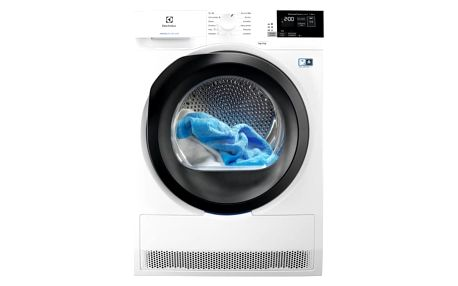 Sušička prádla Electrolux PerfectCare 800 EW8H458BC bílá + DOPRAVA ZDARMA