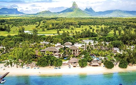 Hotel Hilton Mauritius Resort & Spa, Mauricius, letecky, polopenze