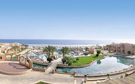 Hotel Radisson Blu Resort El Quseir, Marsa Alam, Egypt, letecky, polopenze