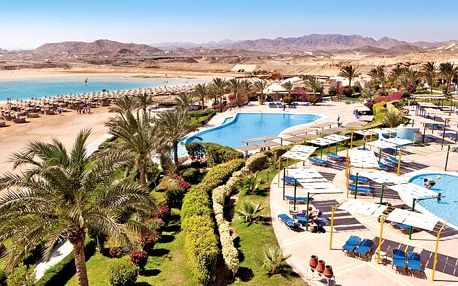 Hotel Club Magic Life Kalawy Imperial, Hurghada, Egypt, letecky, ultra all inclusive