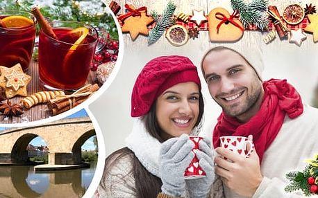 Advent - Regensburg - Perla na Dunaji. Jednodenní zájezd pro 1 osobu do Německa za památkami a nejkrásnějšími adventními trhy. Nalaďte se do vánoční nálady, poznejte krásy města a ochutnejte tradiční bavorské speciality.