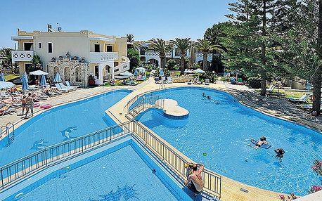 Hotel Kastalia Village, Kréta - Chania, Řecko, letecky, bez stravy