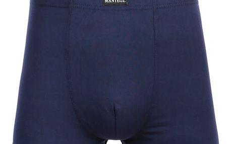 Bambusové boxerky tmavě modrá