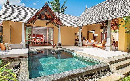 Hotel Maradiva Villas Resort & Spa, Mauricius, letecky, polopenze