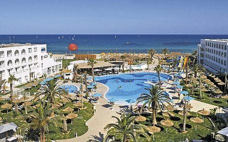 Hotel Vincci Nozha Beach, Tunisko pevnina, Tunisko, letecky, all inclusive