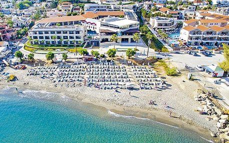 Hotel Porto Platanias Beach Resort & Spa, Kréta - Chania, Řecko, letecky, polopenze