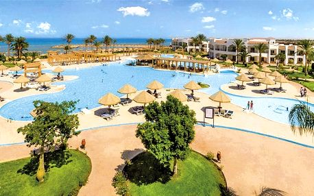 Hotel Grand Seas Resort Hostmark, Hurghada, Egypt, letecky, all inclusive