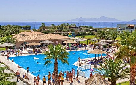 Hotel Akti Beach Club, Kos, Řecko, letecky, ultra all inclusive